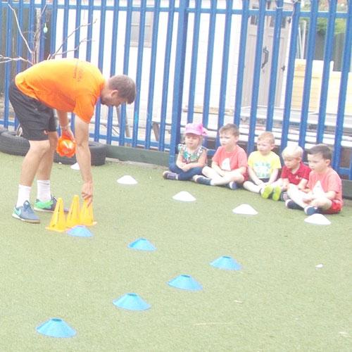 Activities at Little Ducklings Children's Nursery, Wombwell
