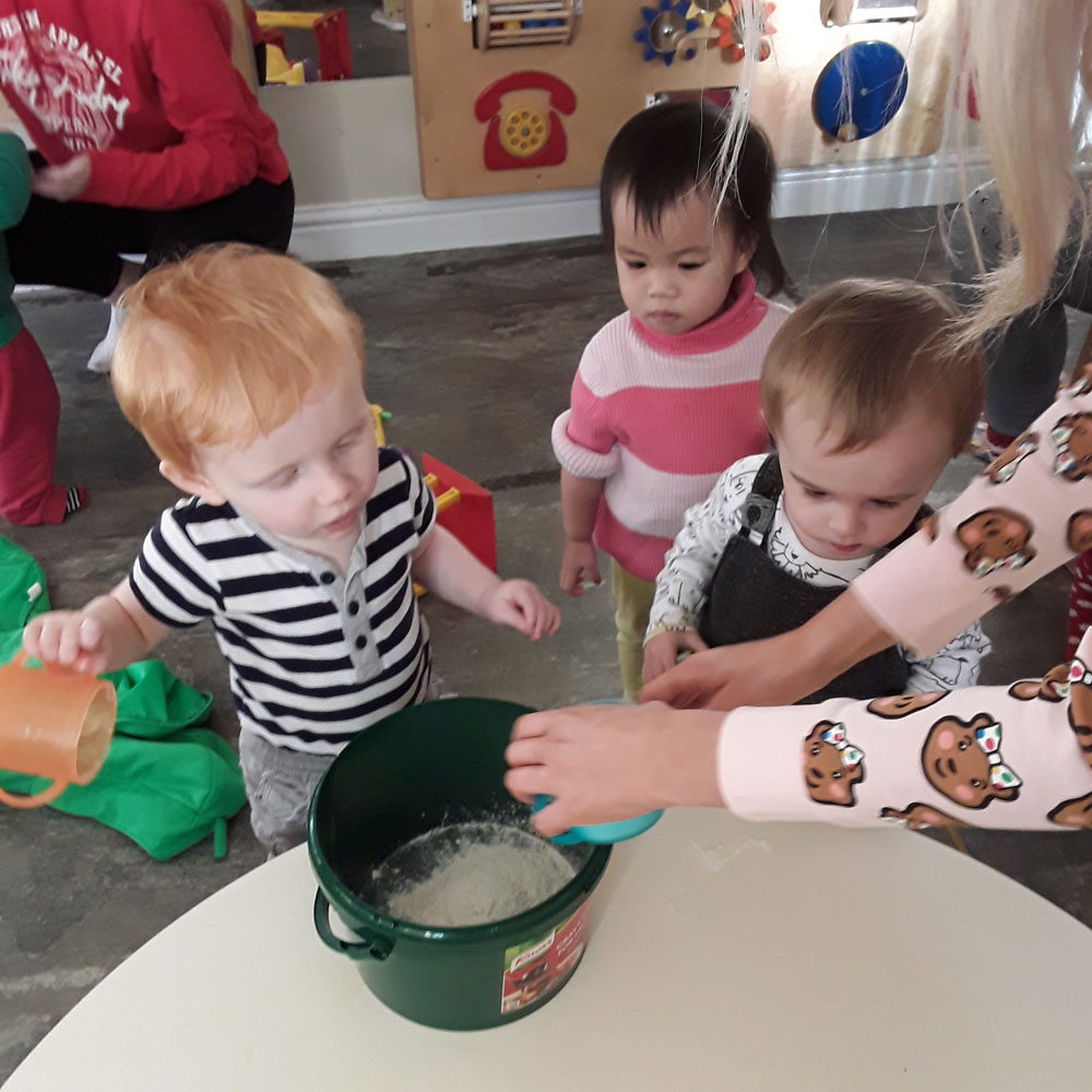 Children in Need 2019 at Little Ducklings, Wombwell