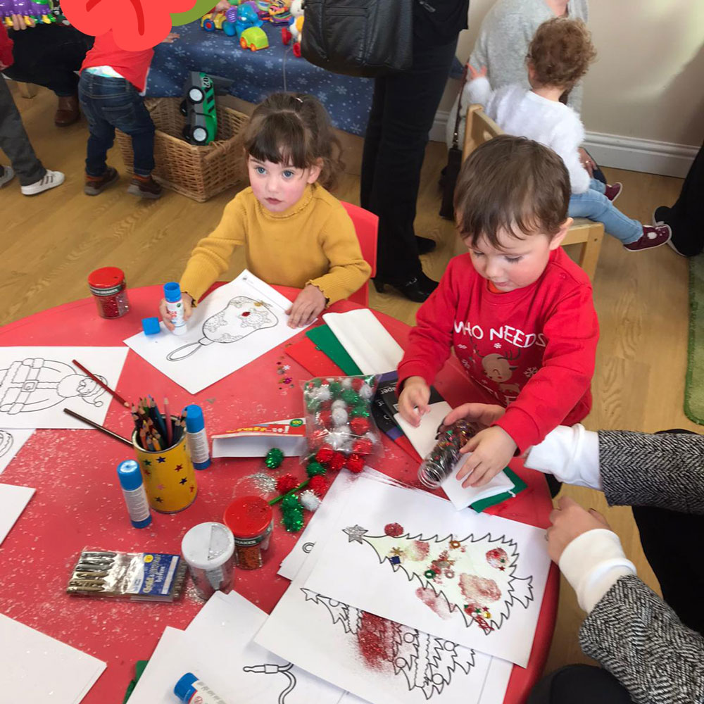 Christmas Fayre at Little Ducklings, Wombwell
