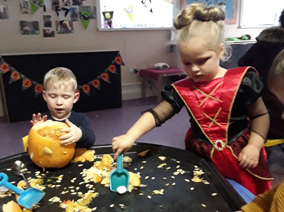 Halloween Pumpkin Fun