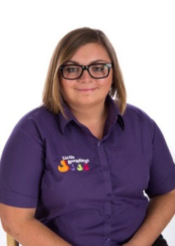 Lydia Holgate