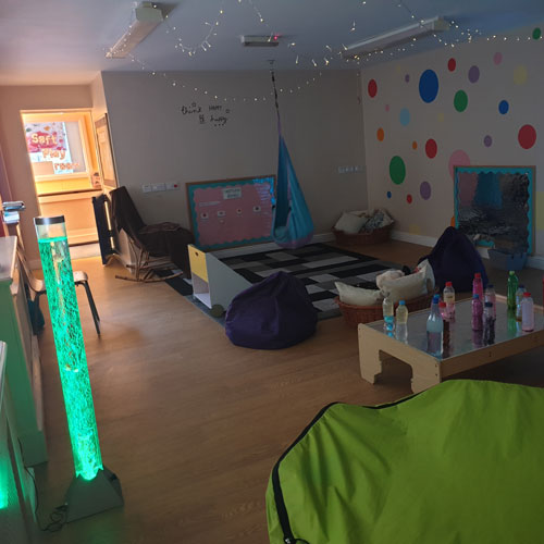 Sensory Room at Little Ducklings Nursery