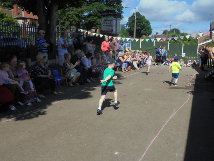 Sports Day at Little Ducklings Children's Nursery