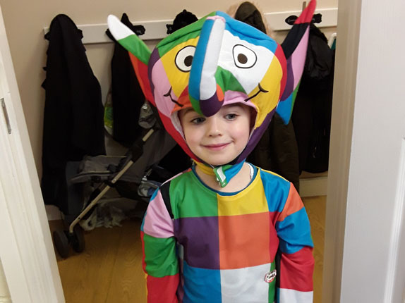 World Book Day at Little Ducklings Nursery